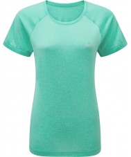 Ronhill Ladies aspiration running short sleeve tröja