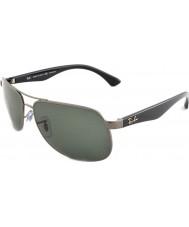 RayBan Rb3502 61 highstreet gunmetal 004-58 polariserade solglasögon 968ddf645a166