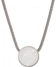 Skagen SKJ0080040 Damer hav glas silver stål halsband