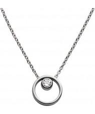 Skagen SKJ0833040 Damer elin silver stål halsband