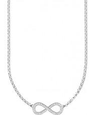 Thomas Sabo KE1312-051-14 Damer evighet av kärlek oändlighet silverhalsband