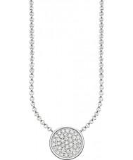 Thomas Sabo KE1491-051-14-L45v Damer silver glittrande cirklar halsband