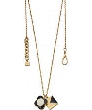 Orla Kiely N4126 Ladies daisy necklace